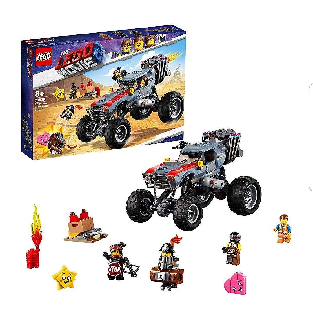 Lego 70829: Buggy de huida de Emmet y Lucy