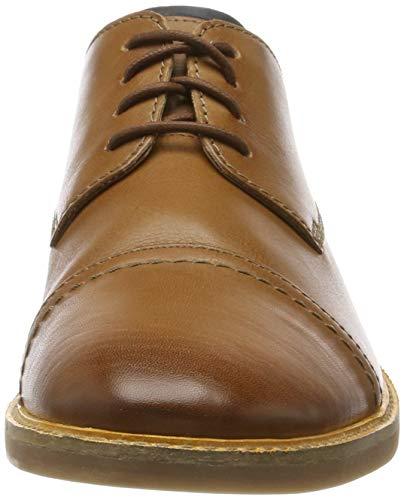 zapato clark marron talla 44