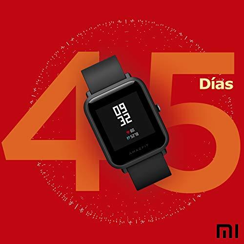 Xiaomi Amazfit Bip Lite en Negro