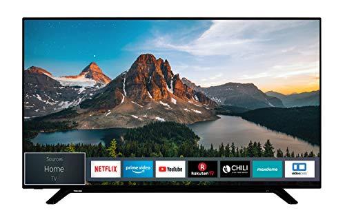 Toshiba 65U2963, Televisor 65 UHD Stv HDR10 Slim, Tamaño Único, Multicolor [Clase de eficiencia energética A]
