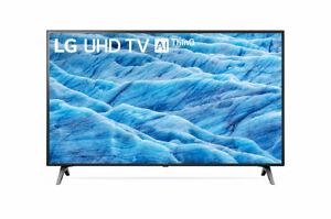 "LG TV 49"" 4K SMART TV 49UM7100"
