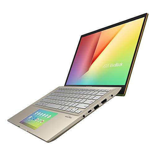 """ASUS VivoBook S14 S432FL-EB074T - Portatil de 14"""" FullHD (Intel Core i5-10210U, 8GB RAM, 512GB SSD, GeForce MX250)"""