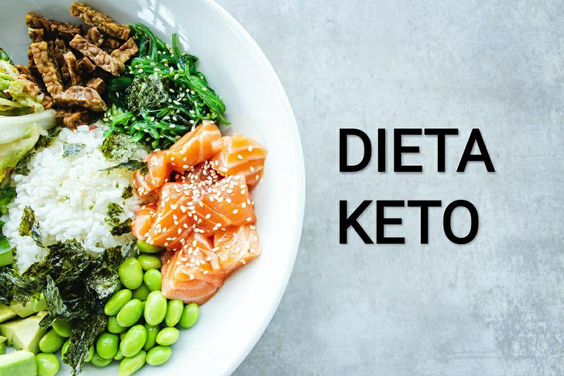 Dieta keto o cetogénica. Curso + Libro, en inglés
