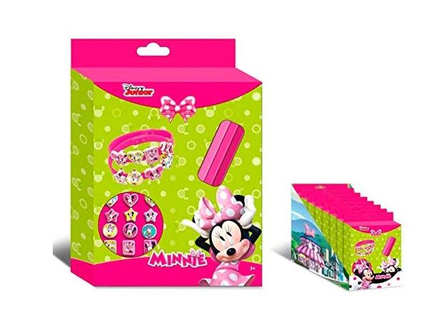 Disney Caja Pulseras de Minnie