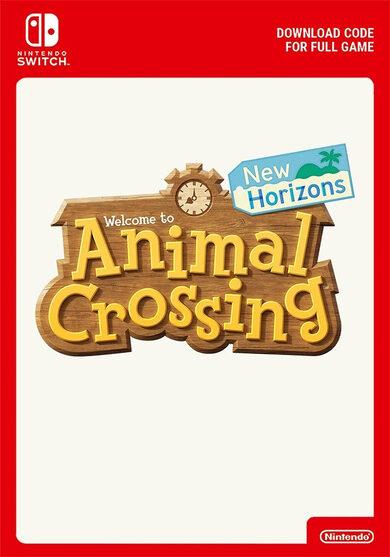 Animal Crossing: New Horizons (Nintendo Switch) DIGITAL