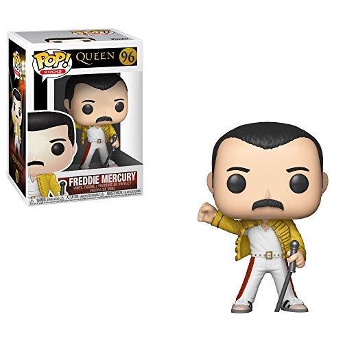 Figura Funko POP de Freddie Mercury (Wembley 1986)