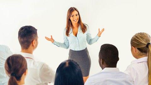 Hablar en público (curso en inglés)