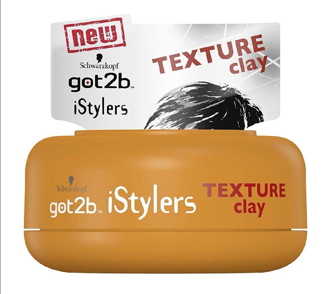 (Pack de 6) Arcilla Texturizante iStylers (precio unidad 1.79€)