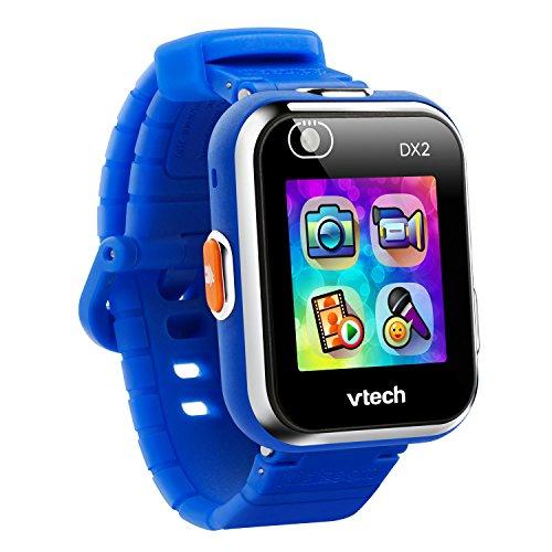 VTech Kidizoom Smart Watch DX2 - Reloj Inteligente para niños, Color Azul