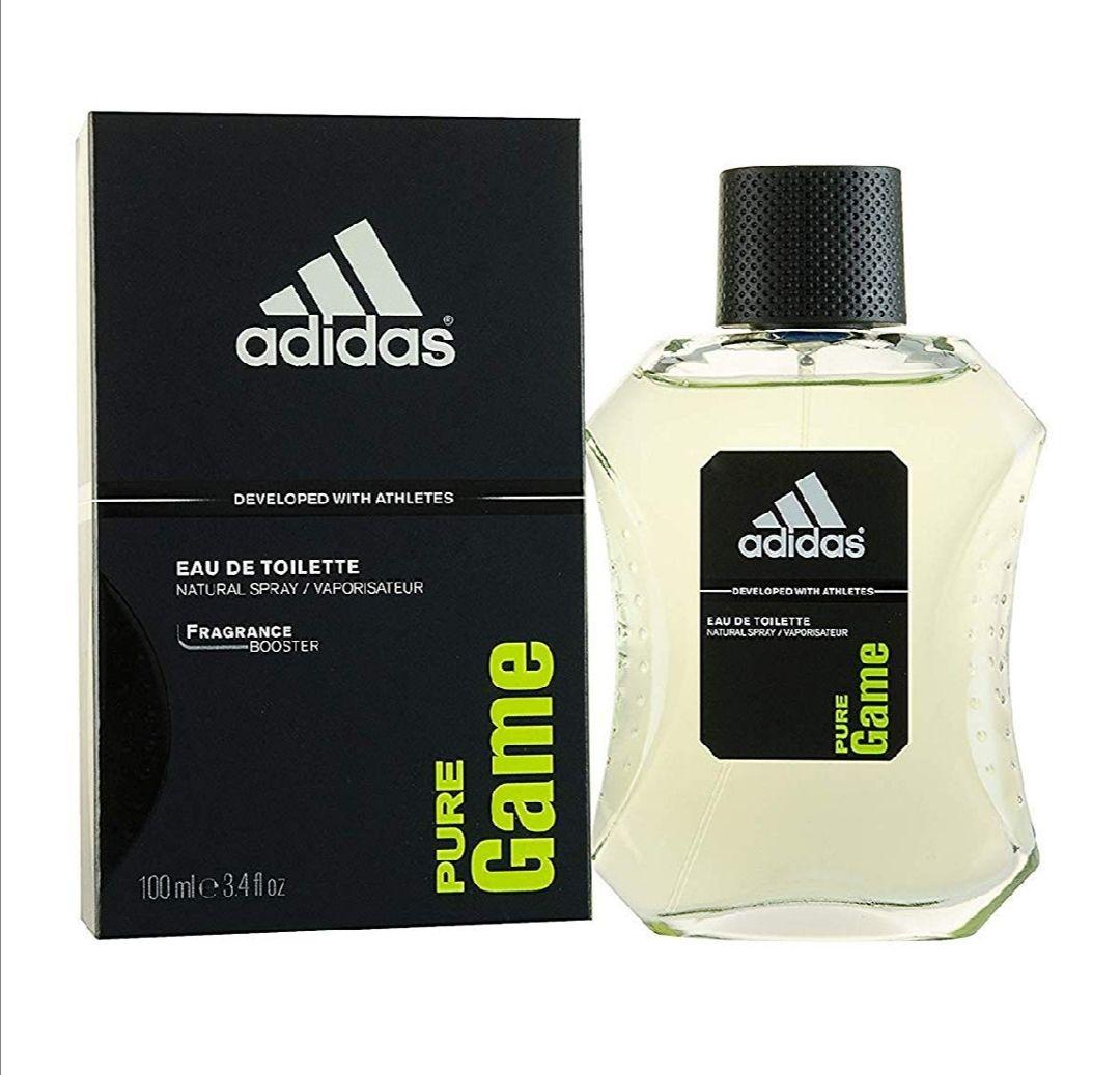 Adidas. Eau toilette para hombre.