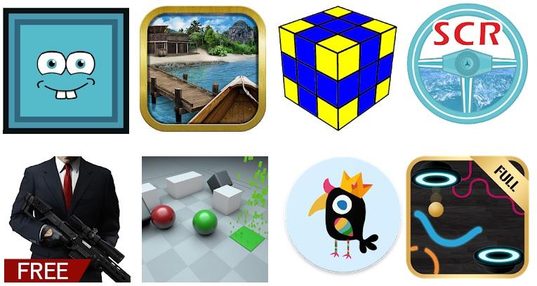 ANDROID: 10 juegos gratis (14-05-18)