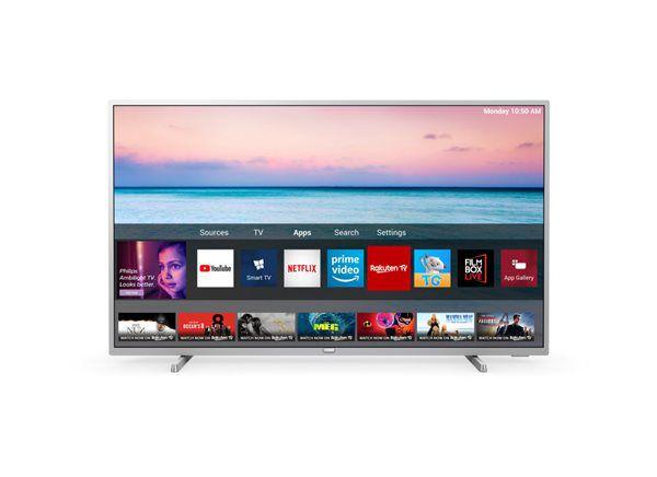"""Philips 50PUS6554/12 - Smart TV de 50"""" UHD 4K con HDR10+ y Wifi"""
