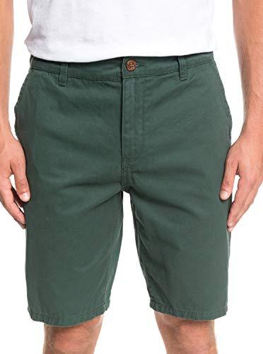 Pantalones cortos Quicksilver. Oferta para talla 28
