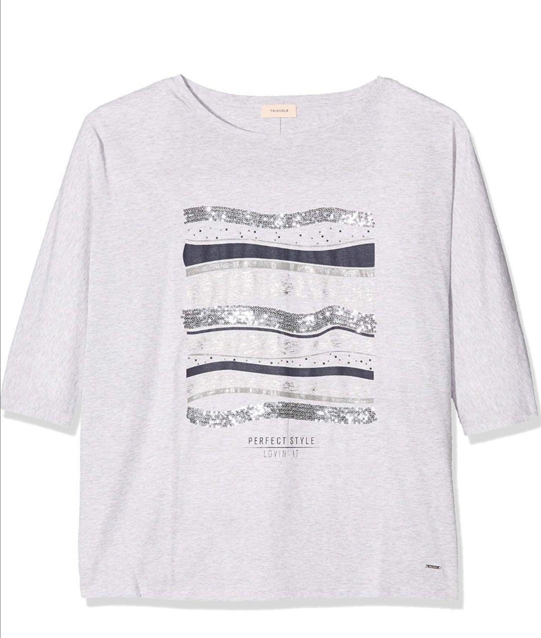S Oliver. Camiseta mujer
