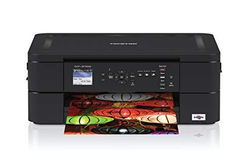 Impresora multifunción inyección, Impresora 3 en 1 Brother DCP-J572DW