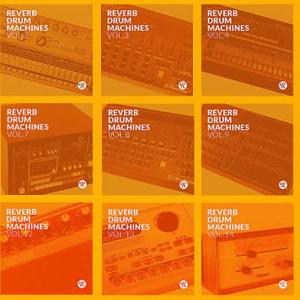Colección completa de Reverb Drum Machines
