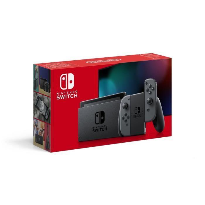 Nintendo Switch V2 desde Francia por 274,99€