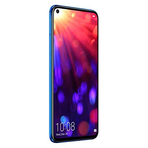 """Honor View20 - Smartphone de 16,3 cm (6.4"""") (8 GB, 256 GB, 4G, 4000 mAh, Android 9.0), Azul (Phantom Blue)"""