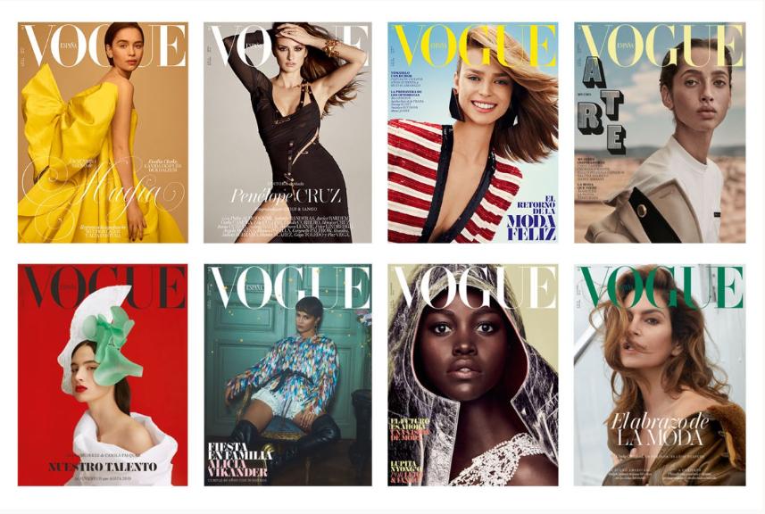 Descuento en la suscripción Anual de Vogue