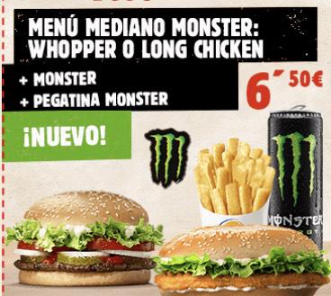 foto de Chollos y ofertas de Burger King ⇒ abril 2020 Chollometro