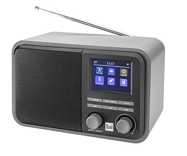 RADIO (BT+SD+USB+AUX+BATERIA 2000mAh) REACO (Muy bueno 83unidades)