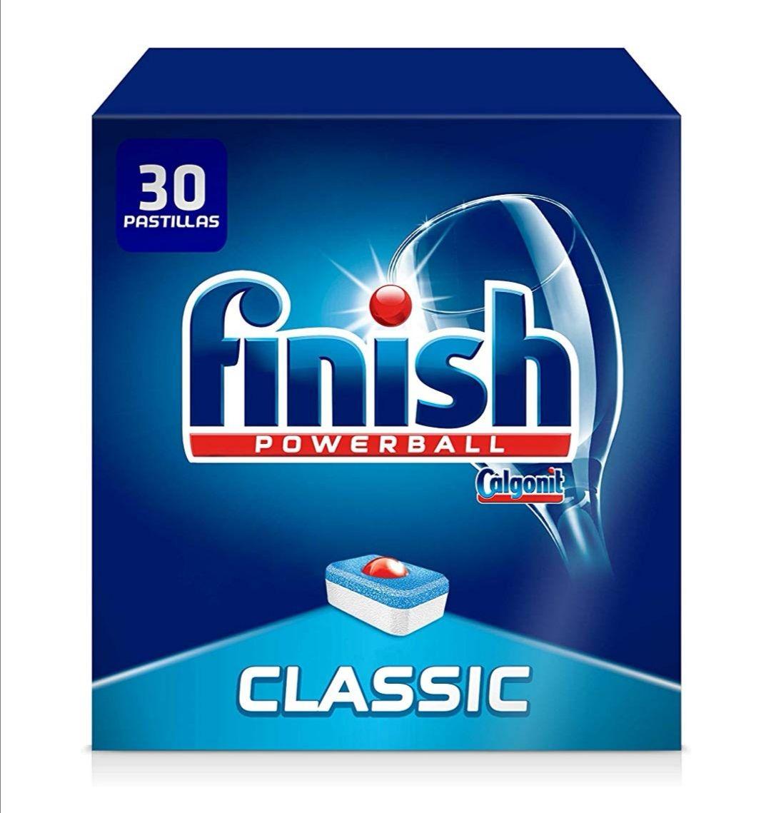 Finish Classic Regular - 30 Pastillas - Pack de 2