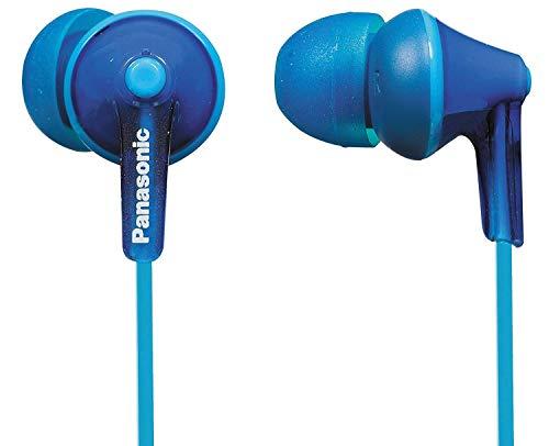 Panasonic RP-HJE125E-A Auriculares Boton con Cable In-Ear