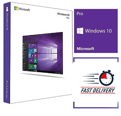 Clave Windows 10 Pro OEM