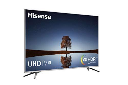 "TV HISENSE 50"" 4K Ultra HD HDR"