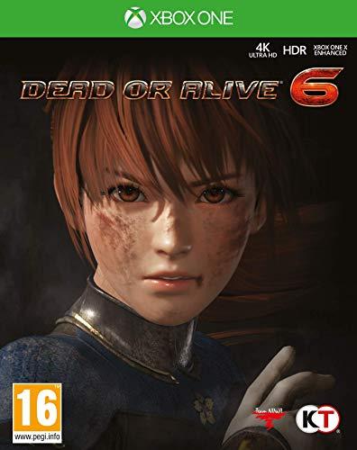 Dead or Alive 6 para XBOX ONE (versión pal UK)