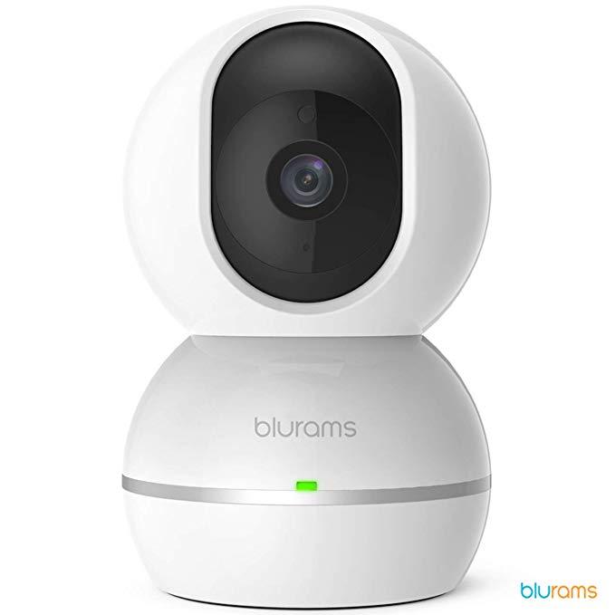 Cámara IP 1080 + Alexa+ Wifi + 360º Blurams