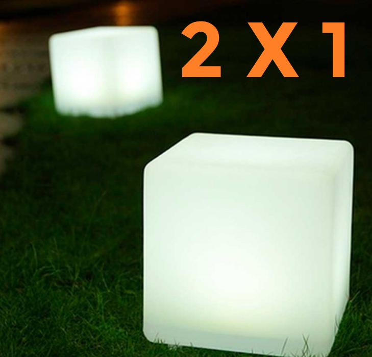 2X1 en Iluminación CHILL OUT + envío gratis