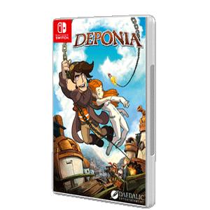 Deponia switch
