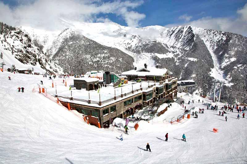 Fin de semana SKI en Andorra (6 Marzo - 8 marzo)
