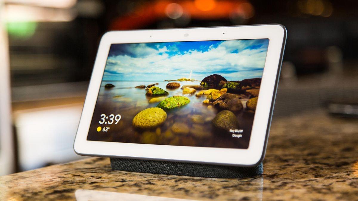 Google Home Hub (Nest Hub) - Controlador de Casa Inteligente