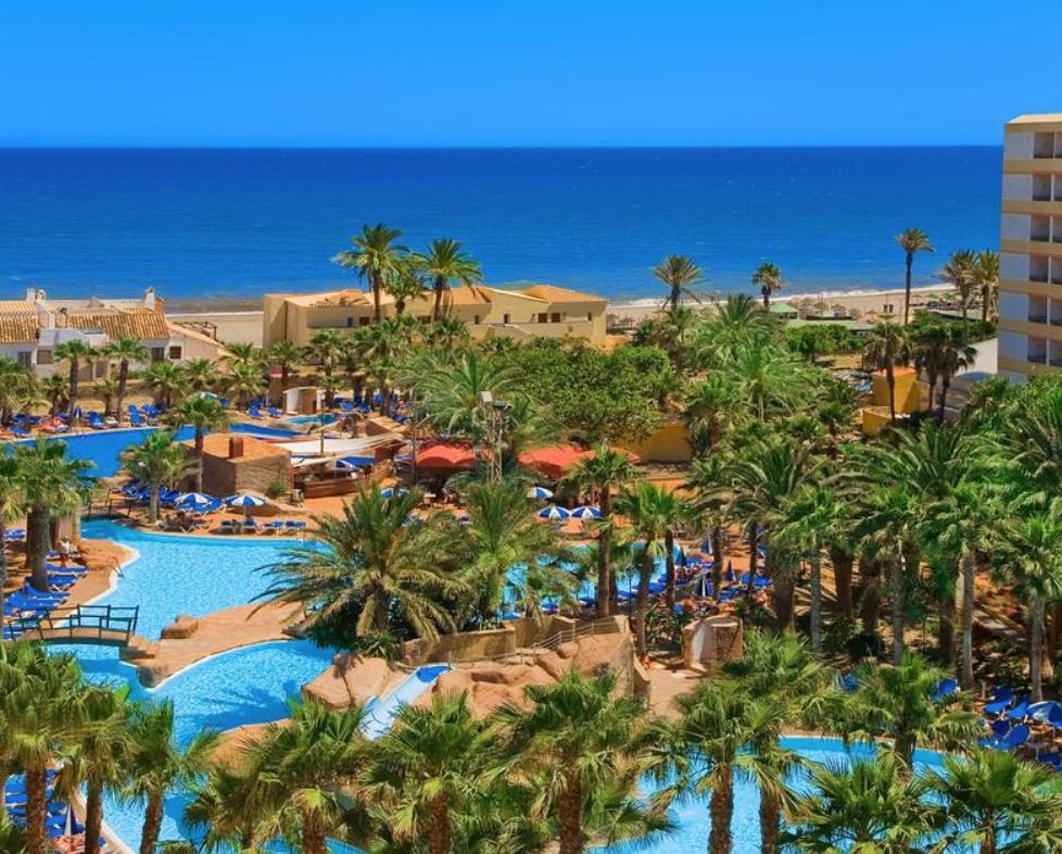 MAYO Costa de Almería 107€/p= 7 noches en hotel 4*