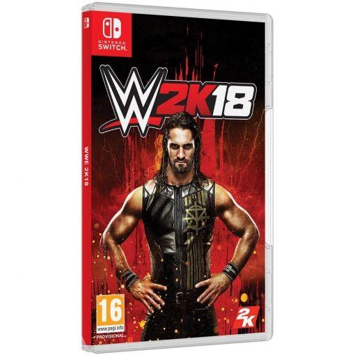 WWE 2K18 para Nintendo Switch