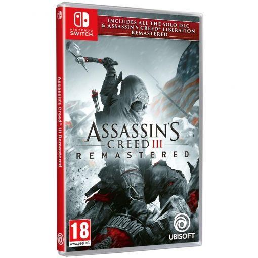 Assassin's Creed III Remastered para Nintendo Switch