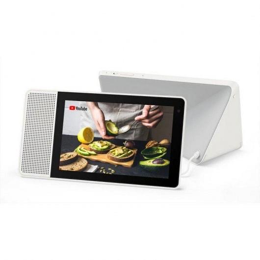 "Lenovo Smart Display 8"" Pantalla Inteligente con Google Assistant"