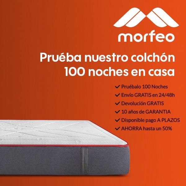 COLCHON MUELLES ENSACADO + VISCOELASTICA MORFEO 75 Euros de descuento