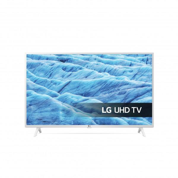 TV LG 43UM7390 - 109,2 cm (43 INCH) - 109,2 cm (43 INCH) 4K Ultra HD Smart Wifi Blanco