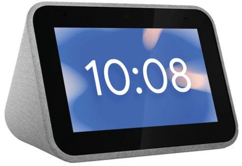 "Lenovo Smart Clock, 4"", IPS, 1 GB RAM"