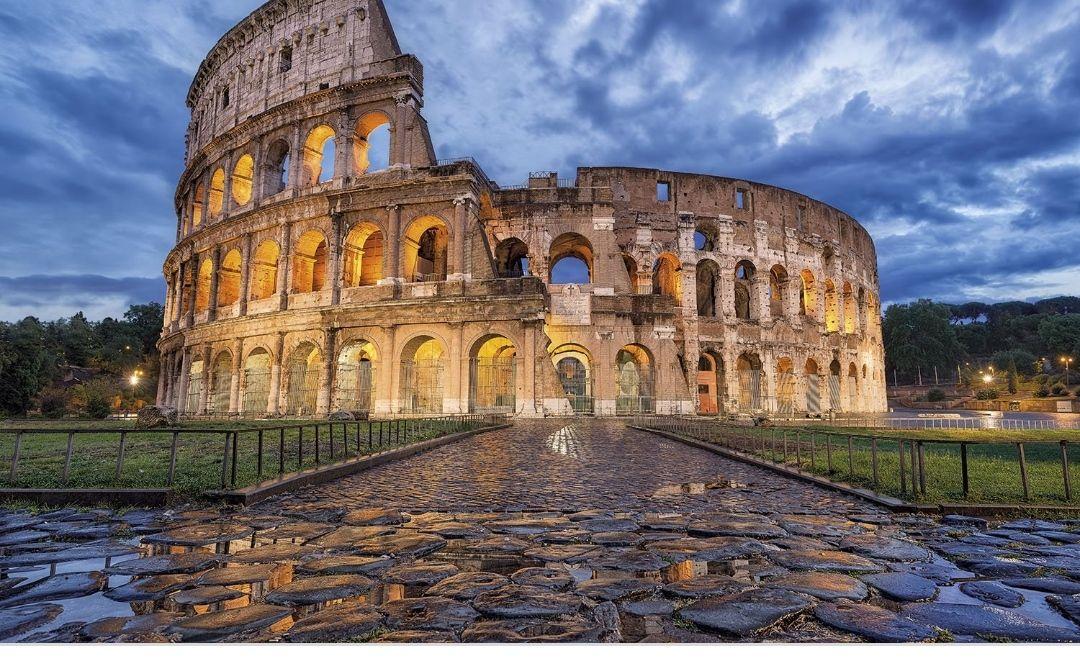 Roma (Abril) Vuelo por trayecto (Barcelona)