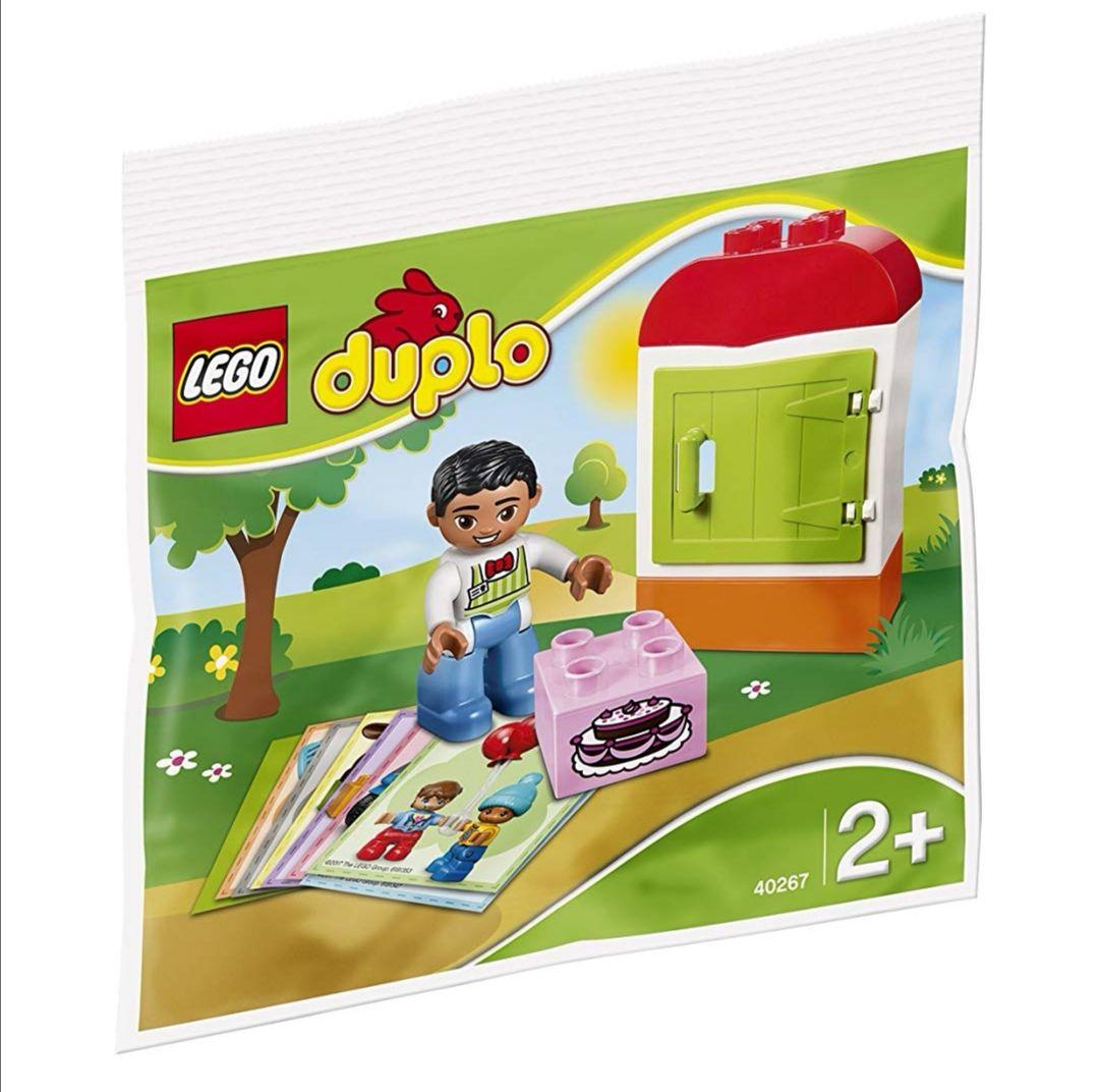 LEGO Duplo –Memory Juego con 14 tarjetas, figura lego Duplo y accesorios.