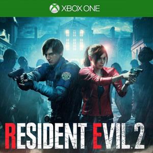 XBOX :: Resident Evil 2 Remake