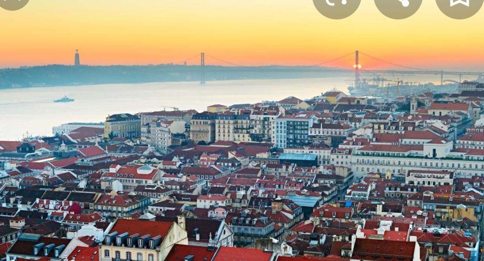 Lisboa (Marzo) 2 noches de hotel + vuelos (Málaga)