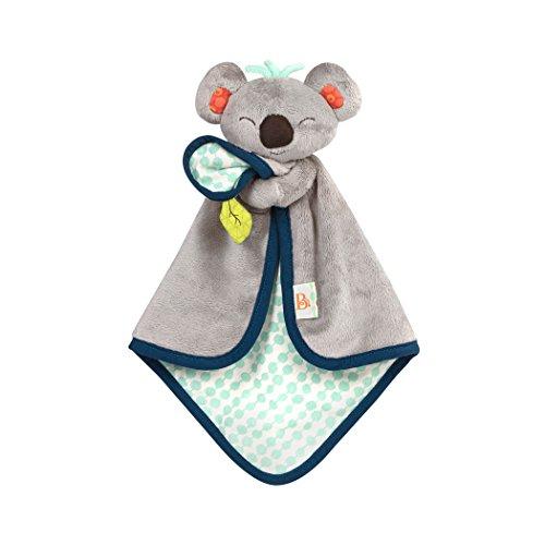 Pañuelito de bebe - Battat -la Manta de Seguridad del Esponjoso Koko el Koala