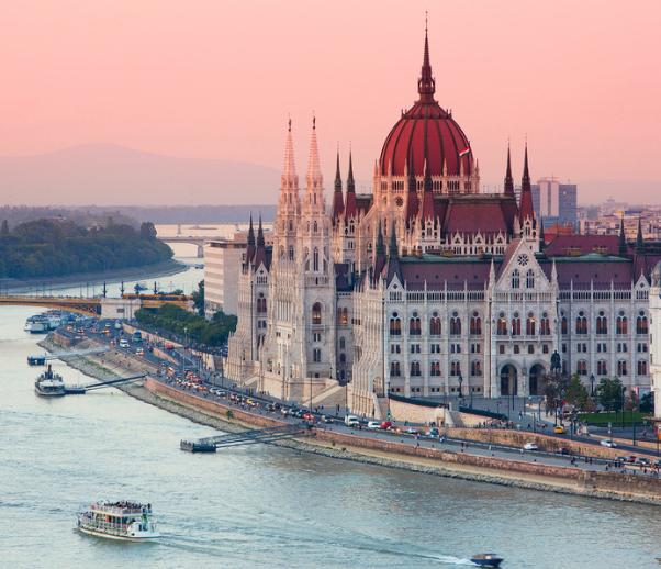 MARZO Vuelos directos a Budapest desde 30€ ida y vuelta