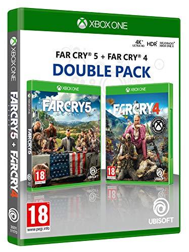 Far Cry 4 + Far Cry 5 Para Xbox One