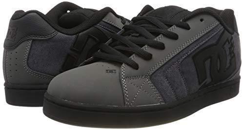 TALLA 40 - DC Shoes (DCSHI) Net Se-Low-Top Shoes For Men, Zapatillas de Skateboard para Hombre